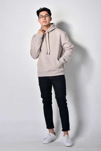 Men Long Sleeves Sweater Hoodie