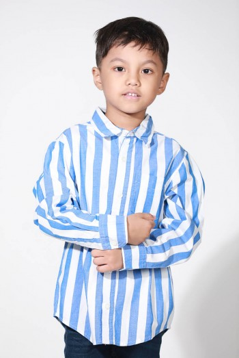 Kids Long Sleeves Shirt