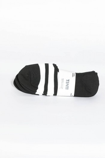 Ten11 Invisible Sock Sets (5 Pairs)