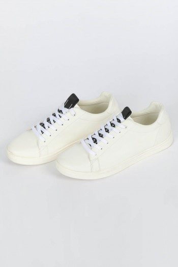 Ten11 Men Leather Sneakers