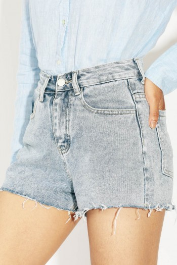 Lady Denim Shorts