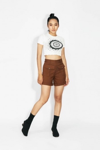 Ten11 Lady Shorts