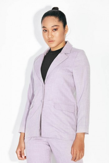 Ten11 Lady Long Sleeves Suit Jacket
