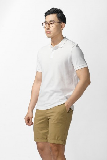Men Short Sleeves Polo Shirt